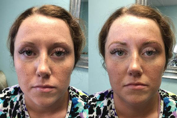 evolve beauty studio microblading