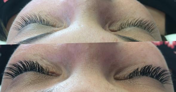 evolve beauty studio eyelash extensions