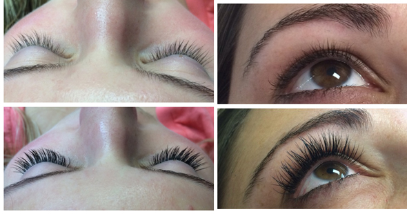 evolve beauty studio eyelash extensions