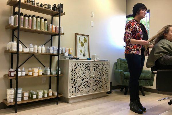 evolve beauty studio hair salon